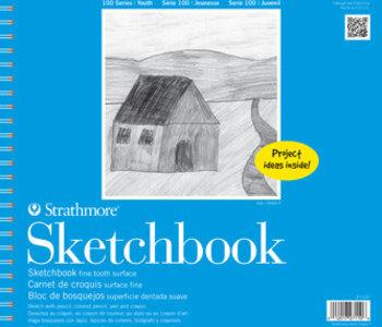 Wire Sketchbook 12x12