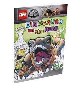 LEGO Dinosaurs on the Run!