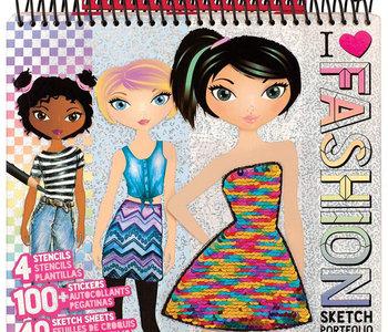 Fashion Angels Design Sketch Portfolio