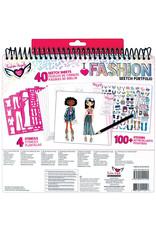 Fashion Angels Fashion Angels Design Sketch Portfolio
