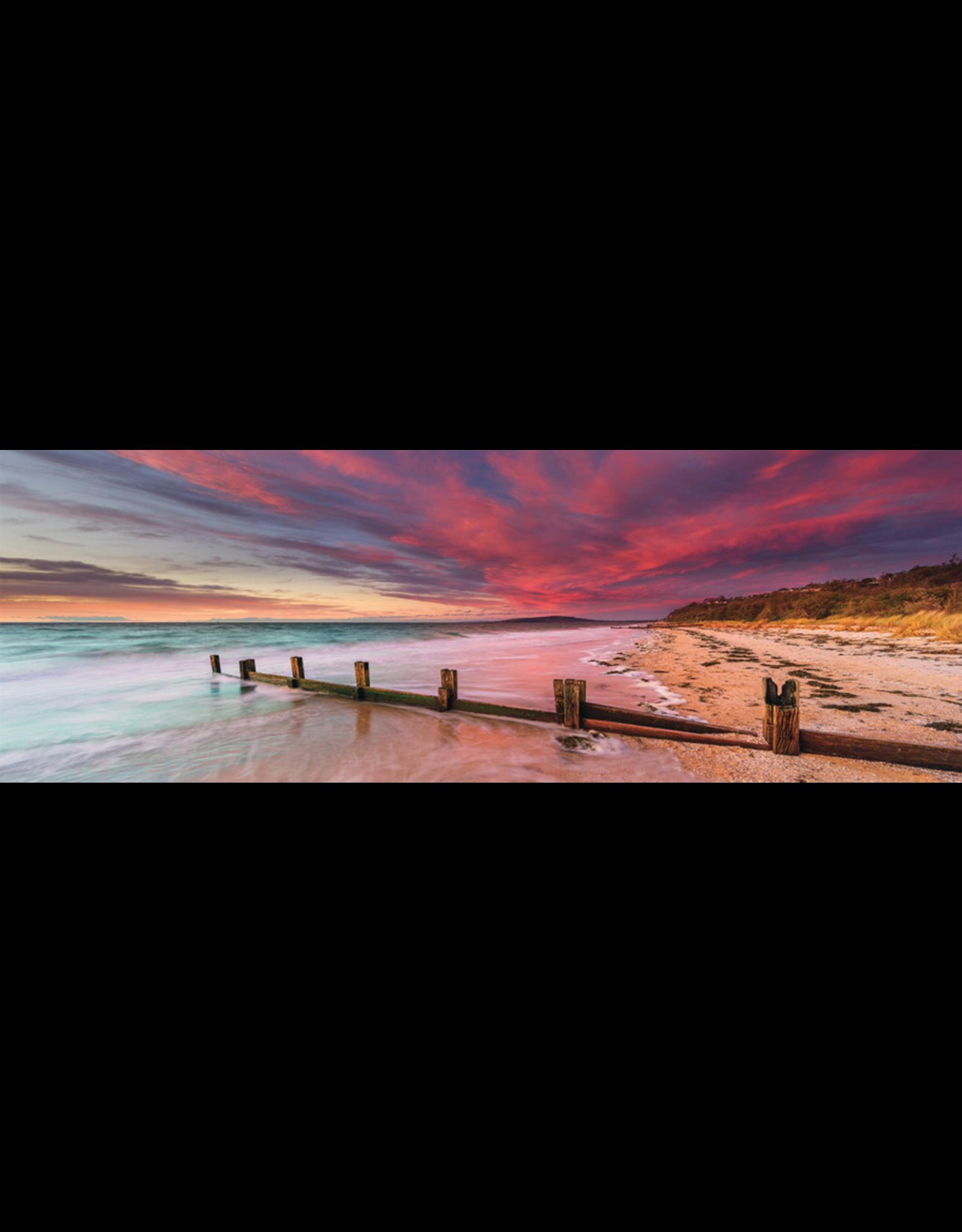Schmidt McCrae Beach Victoria Australia 1000pc Panorama Puzzle