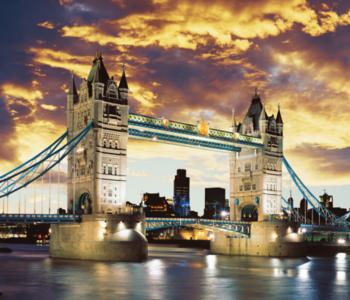 Tower Bridge London 1000pc Puzzle