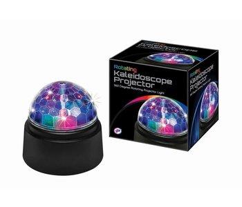 Rotating LED Kaleidoscope Projector