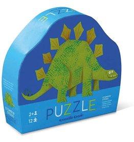 Crocodile Creek Stompin' Stego 12pc Puzzle