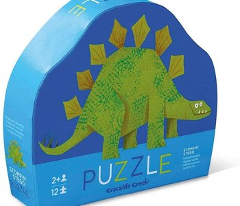 Stompin' Stego 12pc Puzzle