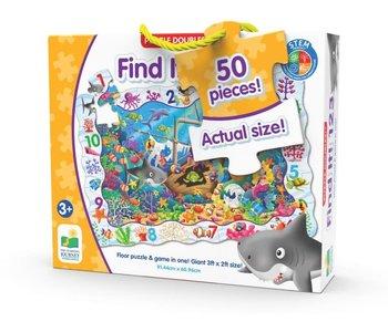 Puzzle Doubles Find It! 123