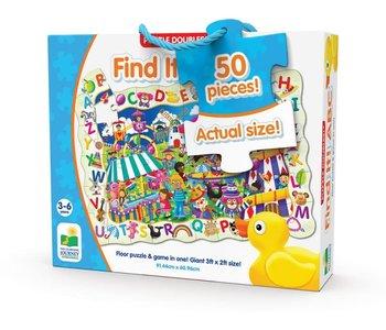 Puzzle Doubles Find It! ABC