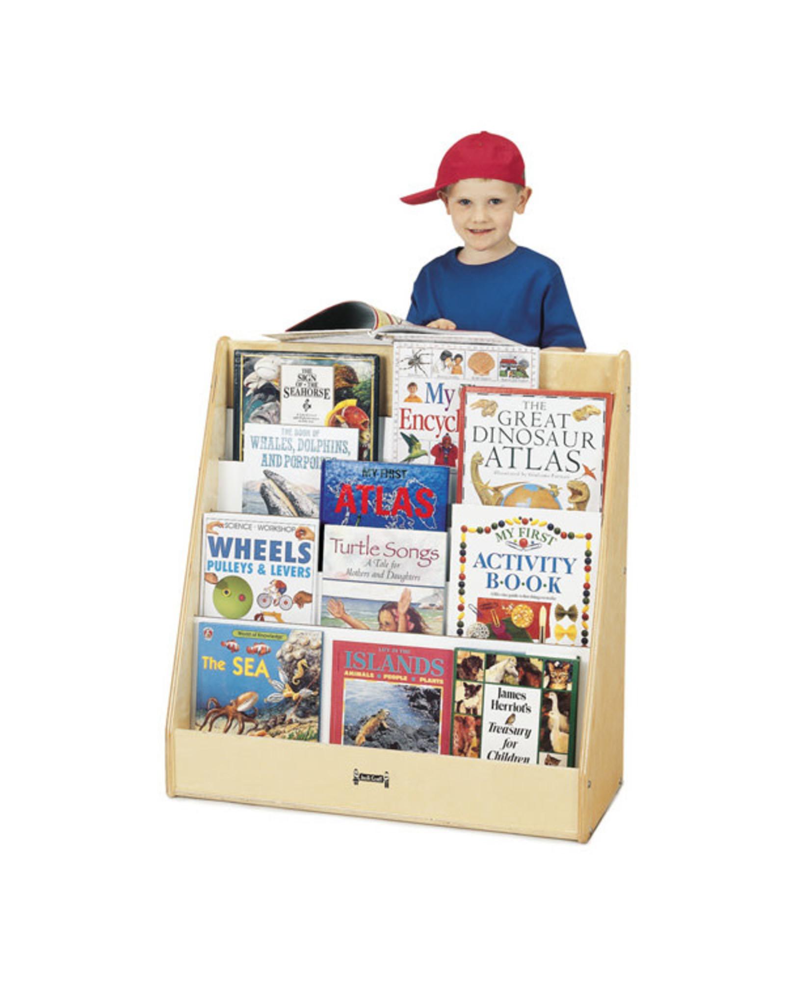 "Jonti Craft Flushback Pick A Book Stand 30""wide"