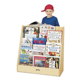 "Jonti Craft Flushback Pick A Book Stand 30""wide"