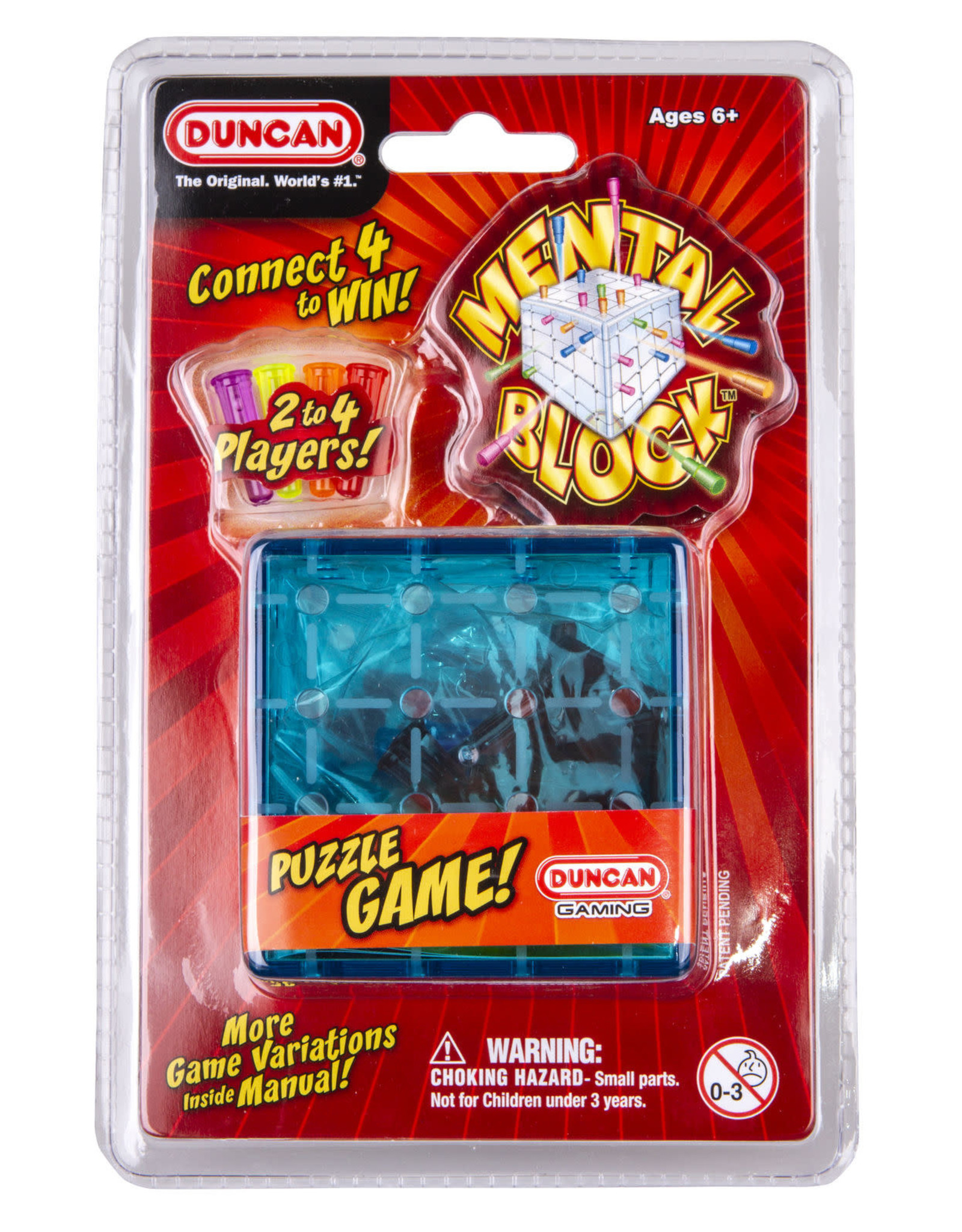 Duncan Mental Block Puzzle Game