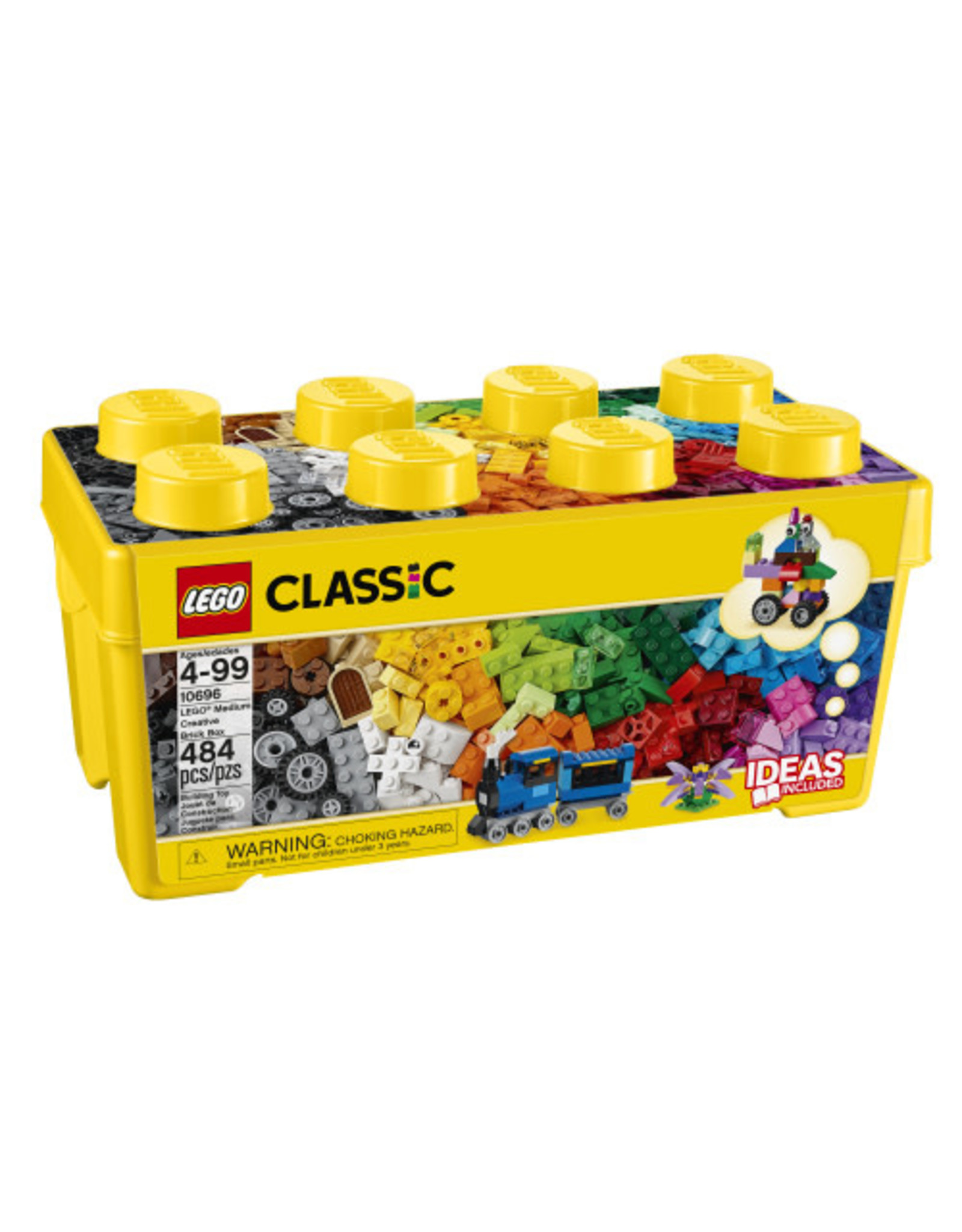 LEGO® LEGO® Classic Medium Creative Brick Box 484pc