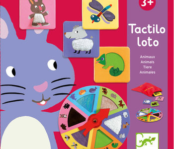 Tactilo Loto Animals