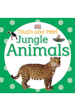 DK Touch and Feel Jungle Animals Board Book