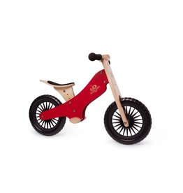 Kinderfeets Kinderfeets Classic Balance Bike cherry red
