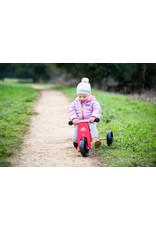 Kinderfeets Kinderfeets Tiny Tot Balance Bike cherry red