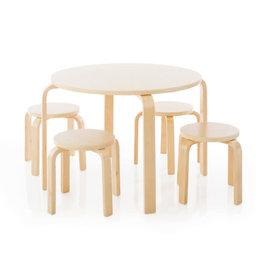 Guidecraft Nordic Table Set natural