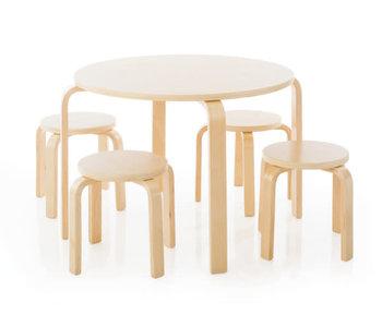 Nordic Table Set natural