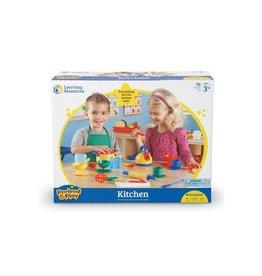 Pretend & Play Kitchen Set 73pc