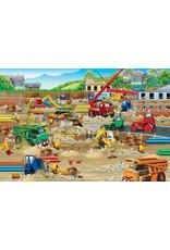 Cobble Hill Construction Zone 36pc Floor Puzzle