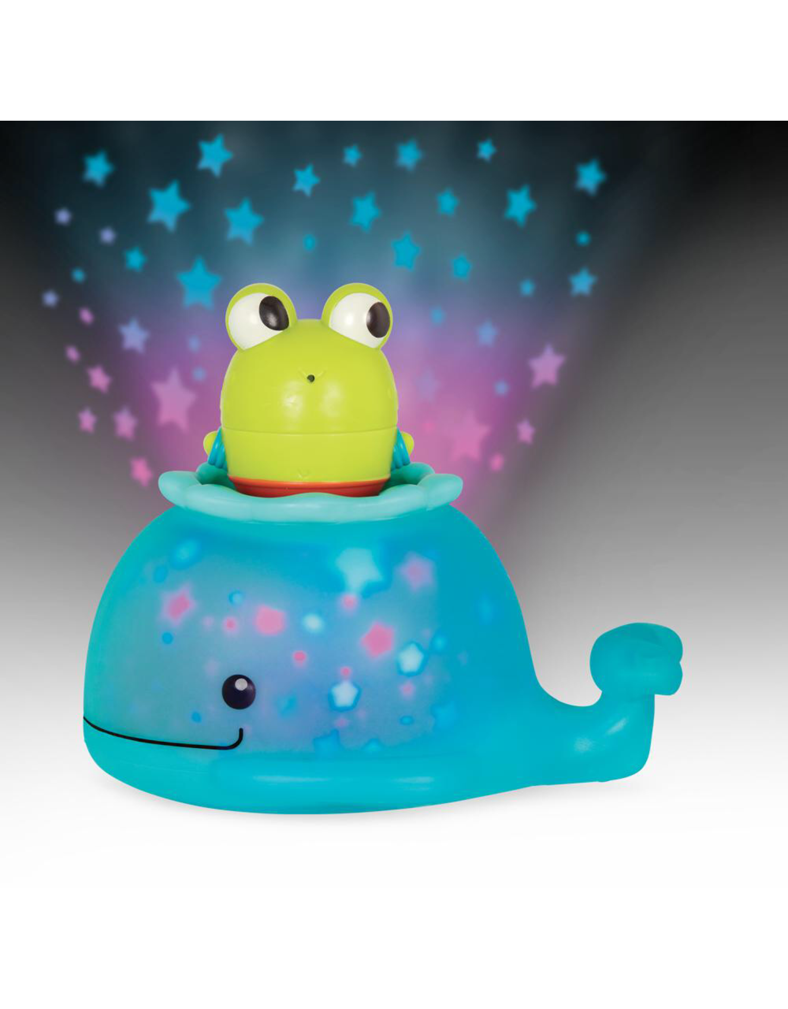 B. Land of B. Glow & Splash Whale