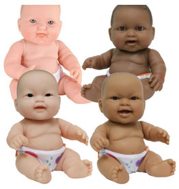 """Lots to Love Lots To Love Baby 10"""" Doll Assortment 4pc"""