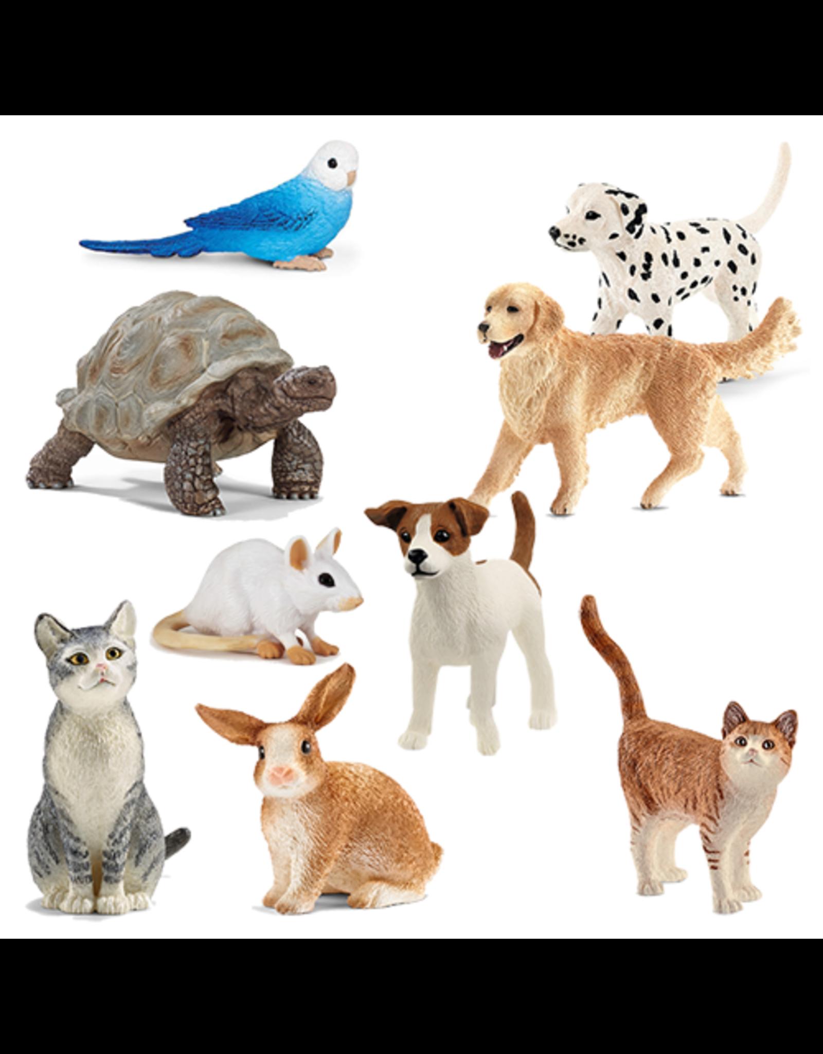 Miniature Pets Assortment 9pc