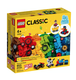 LEGO® LEGO® Classic Bricks and Wheels