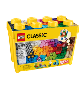 LEGO® Lego Large Creative Brick Box 790pc