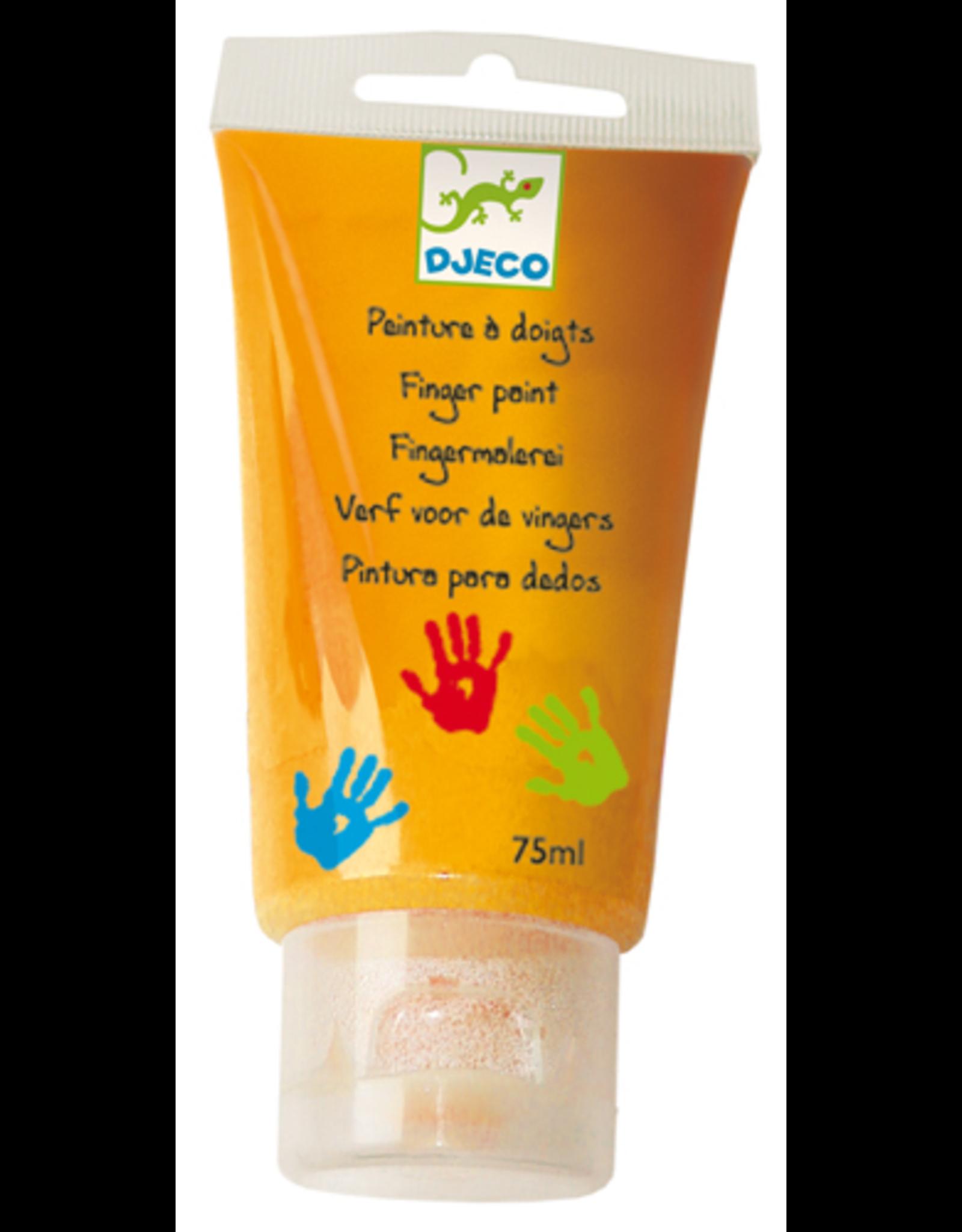 Djeco Fingerpaint 6 Tubes