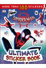 DK Spider-Man Ultimate Sticker Book