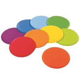 Wesco Cushion Pads 9pc asst colours