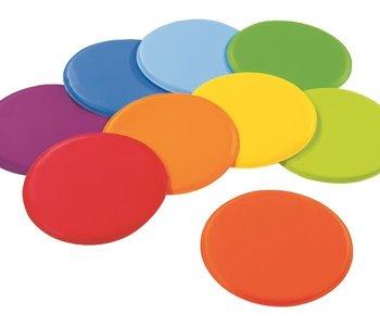 Cushion Pads 9pc asst colours