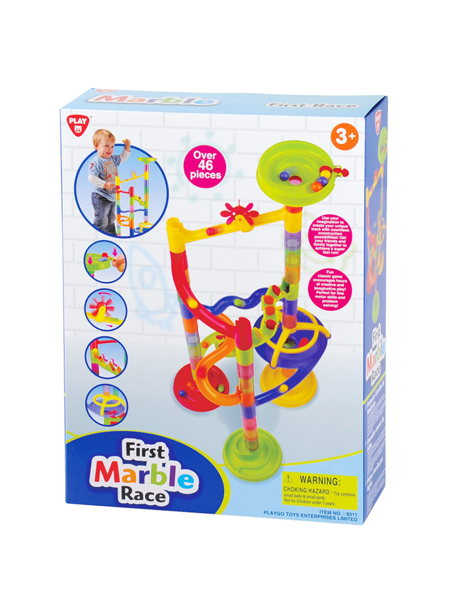 Playgo My First Marble Run