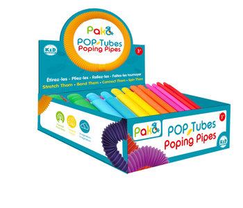Pop Tubes (4 toob listing)