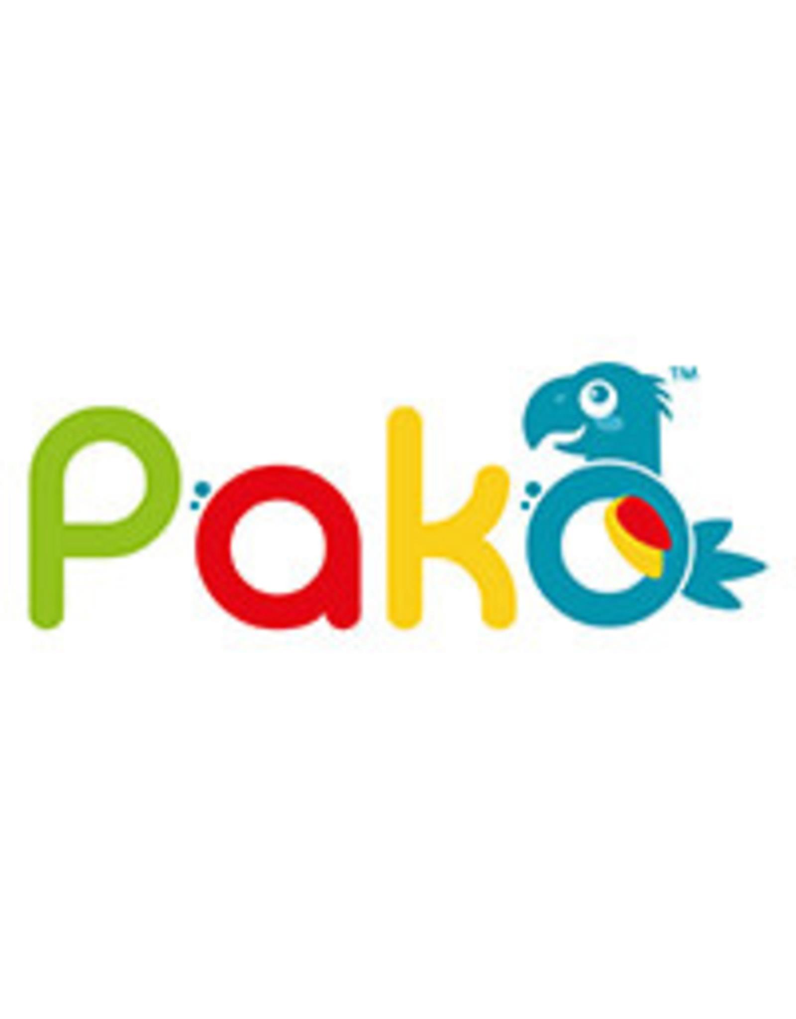 Pako Pop Tubes (4 toob listing)