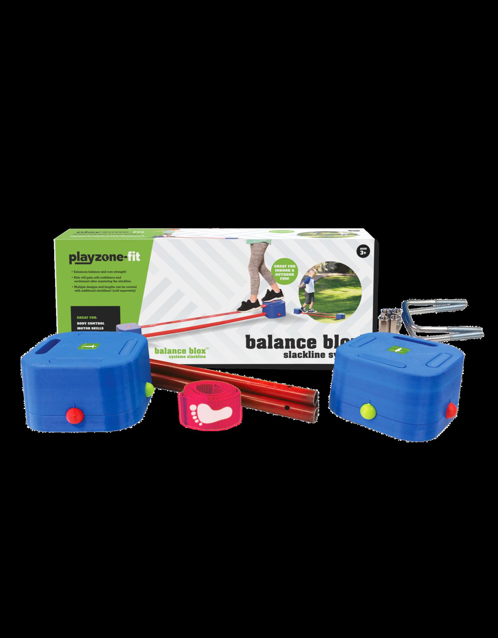 B4Adventure Balance Blox Slackline Kit