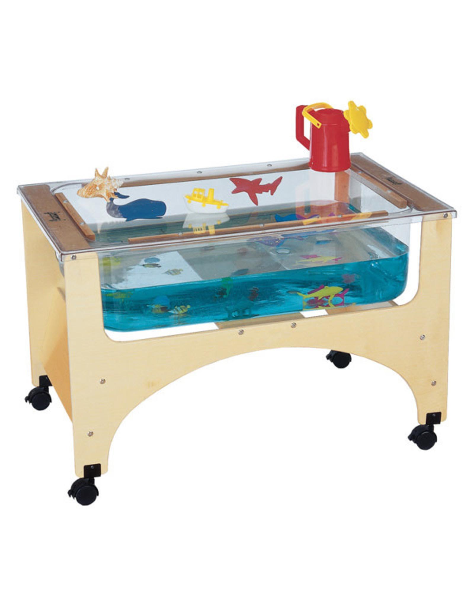 Jonti Craft See-Thru Sensory Table