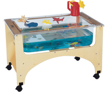 See-Thru Sensory Table