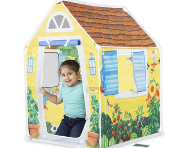 Cozy Cottage Play Tent