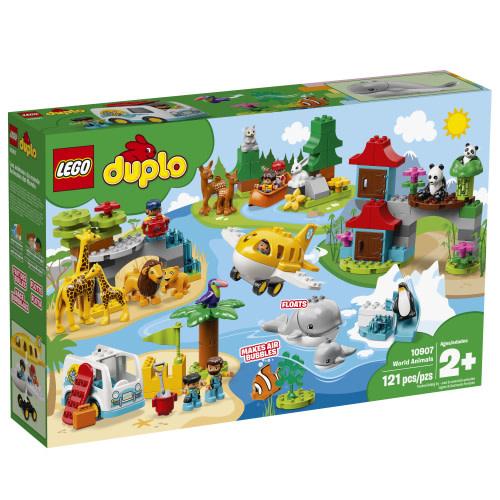 LEGO® DUPLO World Animals