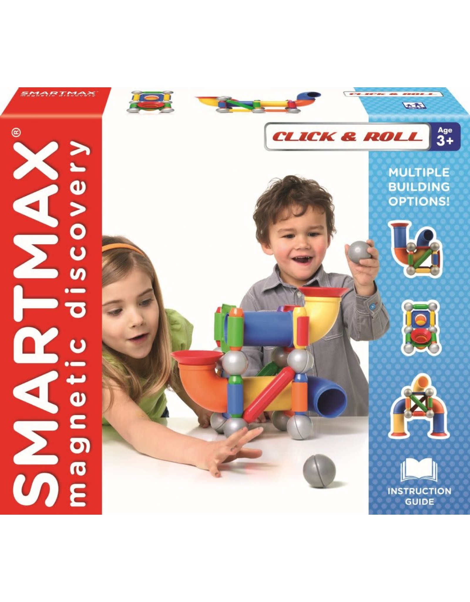 Smartmax Smartmax Click & Roll Magnetic Discovery