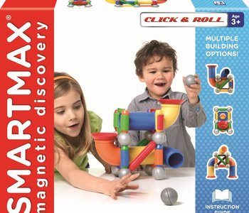 Smartmax Click & Roll Magnetic Discovery