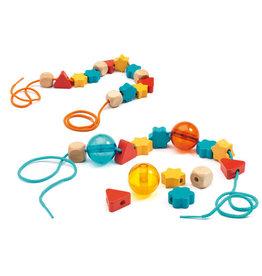 Djeco Filacolor Ball Lacing Kit