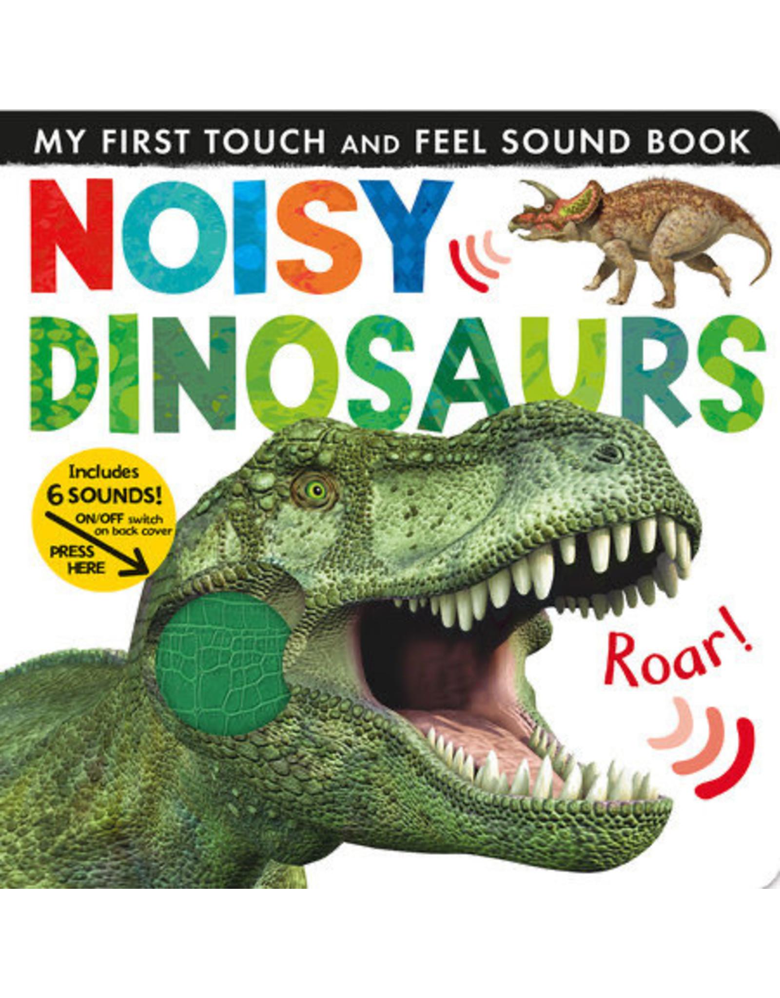Tiger Tales Noisy Dinosaurs