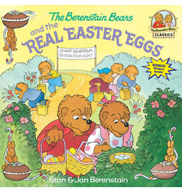 Random House The Berenstain Bears & The Real Easter Eggs