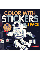 Tiger Tales Color with Stickers Space