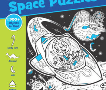 Highlights Space Puzzles