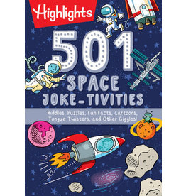 Highlights 501 Space Joke-tivities