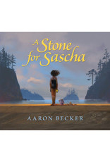 Candlewick A Stone for Sascha by Aaron Becker