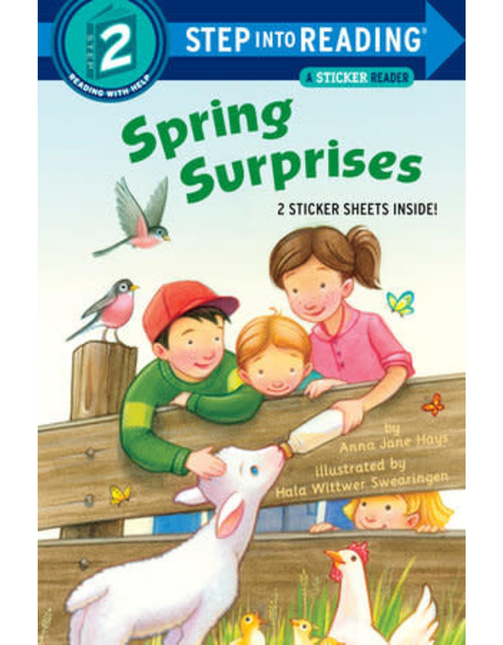 Random House Spring Surprises